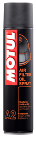 MOTUL A2 AIR FILTER OIL SPRAY