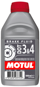 MOTUL DOT 3&4 Brake Fluid