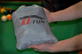 Чехол для мотоцикла KE-Fun Tour Enduro Bags